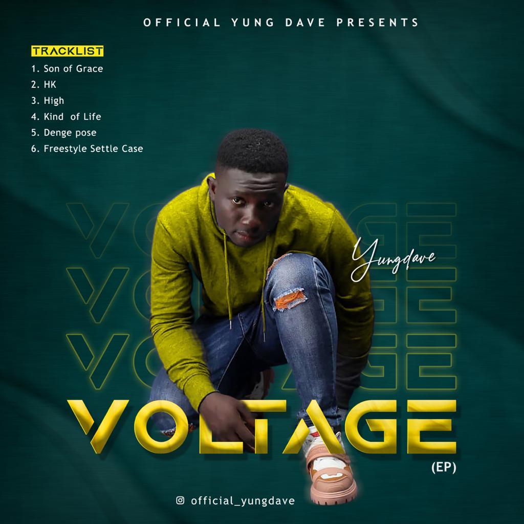 Album : Yung Dave - Voltage Ep