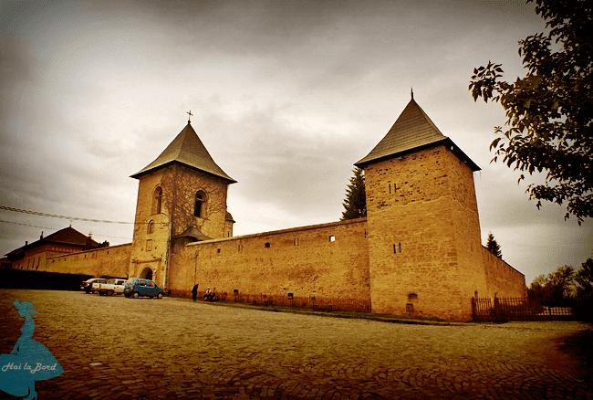 manastirea cetatuia iasi