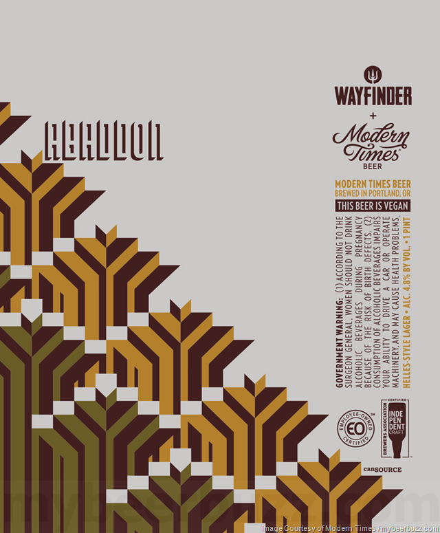 Modern Times Portland & Wayfinder Collaborate On Abaddon