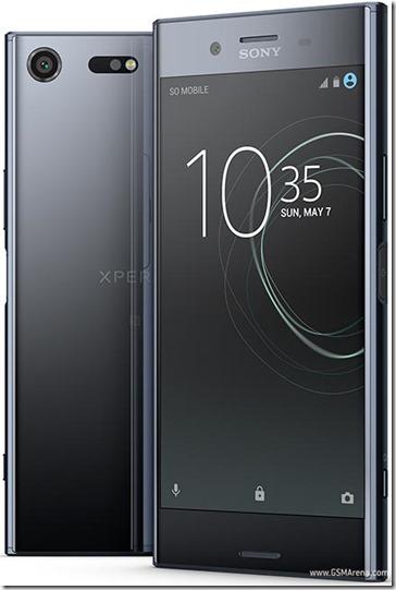 Sony Xperia XZ Premium, Andalkan Layar 4K UHD