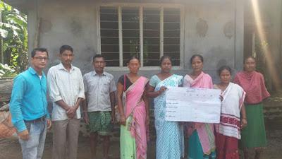 Dream building and self assessment at Khatkati village, Kamrup