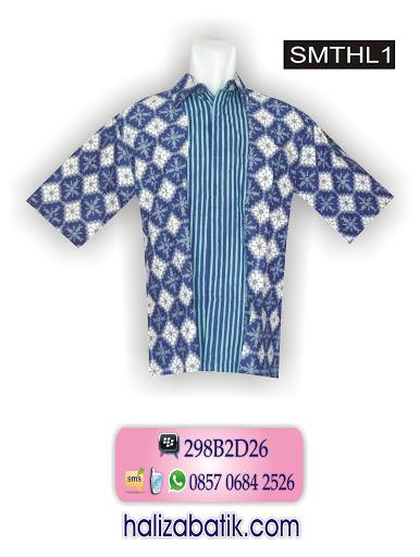 SMTHL1 Atasan Batik, Batik Pria, Macam Batik, SMTHL1