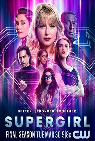 Supergirl Season 6 Complete Download 480p & 720p All Episode