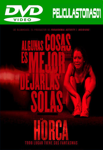 La Horca (The Gallows) (2015) DVDRip