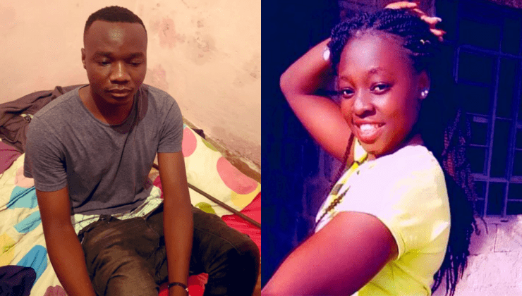 Kenyan student accused of killing his brother, sister-in-law and their one-year-old child arrested for allegedly stabbing his girlfriend to death