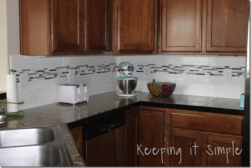 Beautiful how to install a kitchen backsplash with wavecrest