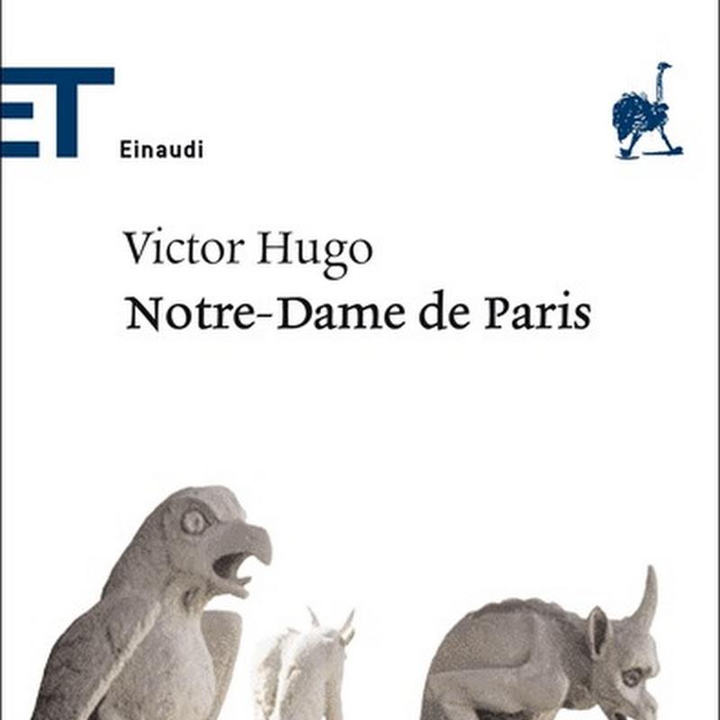 Notre-Dame de Paris il grottesco nei romanzi di Victor Hugo rappresentato in tutta la sua grandezza.