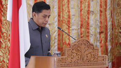Juru Bicara Fraksi Golkar Wirman Putra Dt. Mantiko Alam: Pengeluaran Anggaran Harus Value For Money