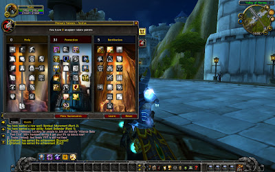 World of Warcraft Cataclysm паладин