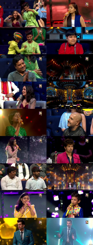 Screenshots Of Hindi Show Superstar Singer 21st September 2019 Episode 25 300MB 480P HD