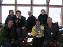 The Seniors Ski Lesson Group