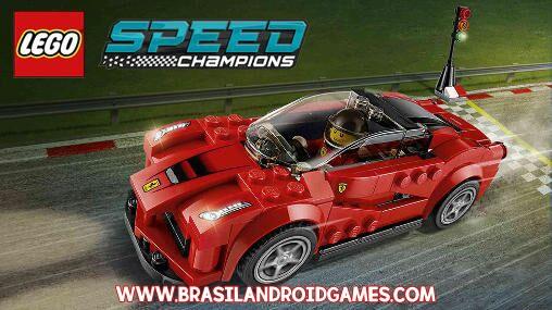 LEGO Speed Champions Imagem do Jogo