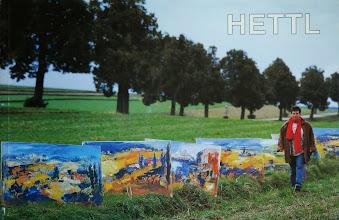 Photo: Eleonore Hettl, Katalog 42 Seiten , mit einem Vorwort von Dr.A.Illichmann