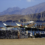 Péninsule du Mousandam (Oman)