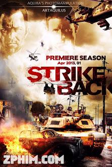 Trả Đũa 4 - Strike Back Season 4 (2013) Poster