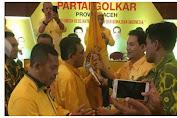 TM Nurlif Kembali Pimpin Golkar Aceh Periode 2020-2025