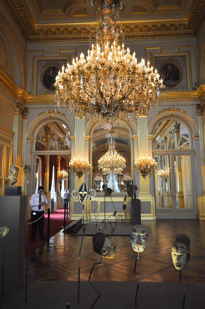 Room Grand Mirror Brussels Palace