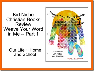 Kid Niche Christian Books Review