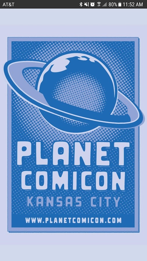 Planet Comicon- screenshot
