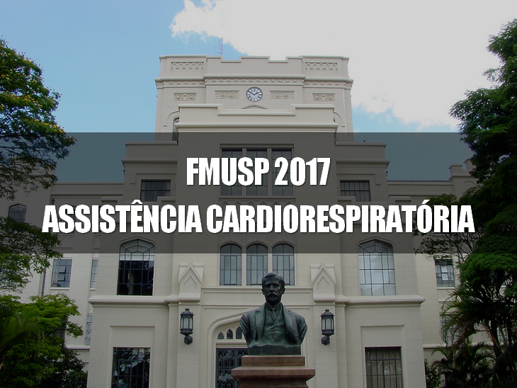Residência FMUSP 2017
