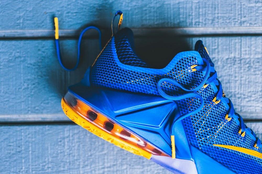 premium selection 32afb a5318 ... 8220Entourage8221 Available Now Nike LeBron XII 12 Low  8220Entourage8221 ...