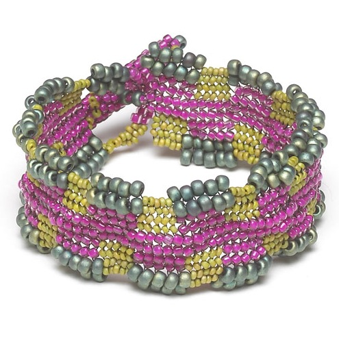 Spur of the Moment Bracelet by Beth Stone
