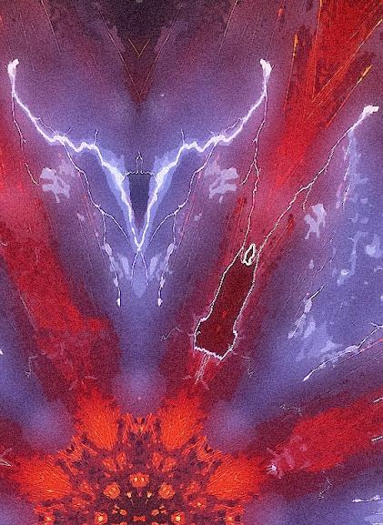 Lightning-Seeker and Danger-Lover