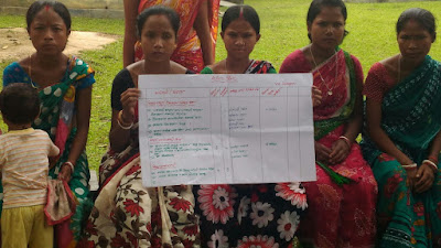 Action Planning in Dewa Guri, Udalguri