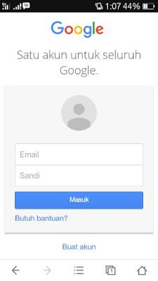 cara bikin gmail