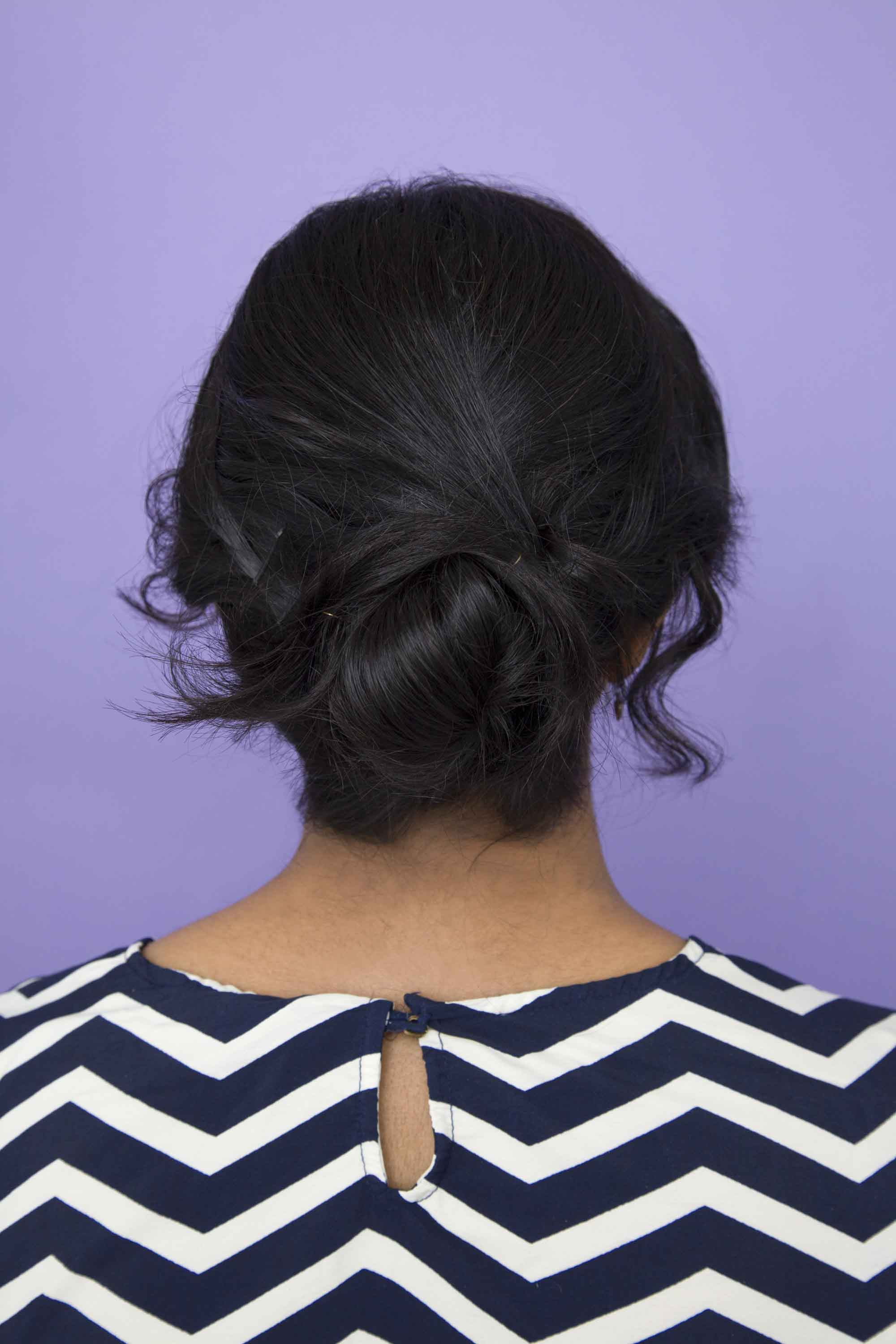 40+Latest styles Messy Buns -quick and easy ways! 1