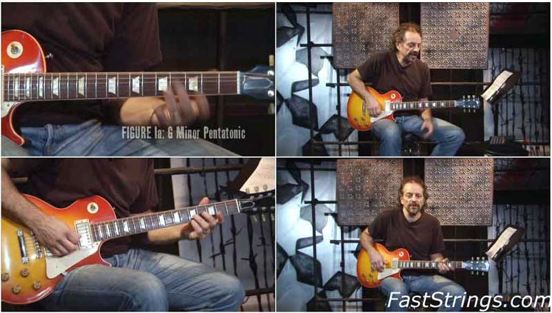 In Deep: How to play The Cream of Eric Clapton with Andy Aledort
