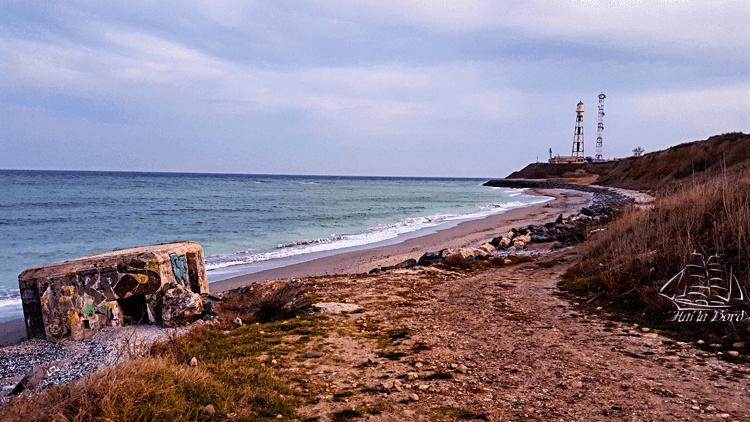 plaja tuzla noiembrie