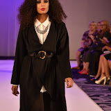 OIC - ENTSIMAGES.COM - EVANS collections model(s) at the UK Plus Size Fashion Week - DAY 2 - Catwalk Show Day  London 12th September 2015  Photo Mobis Photos/OIC 0203 174 1069