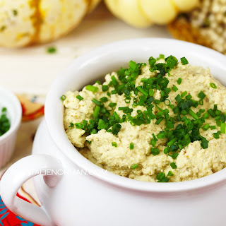 Raw Vegan Mashed Potatoes