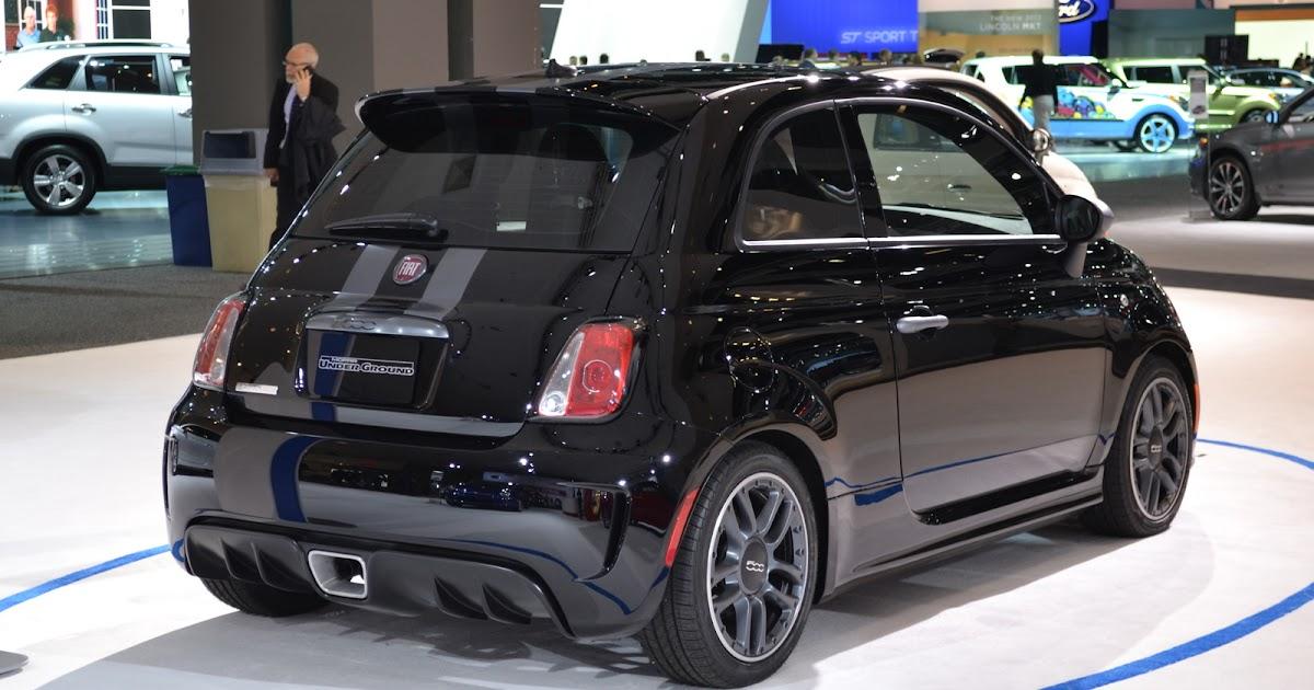 Fiat Confessions Of A Customizer Sema Contest Fiat 500 Usa