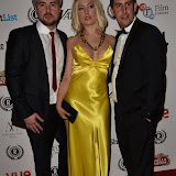 OIC - ENTSIMAGES.COM - Nathanael Wiseman, Kat Gellin and Robert Osman at the  My Hero Film Premiere at Raindance Film Festival London 25th September 2015 Photo Mobis Photos/OIC 0203 174 1069
