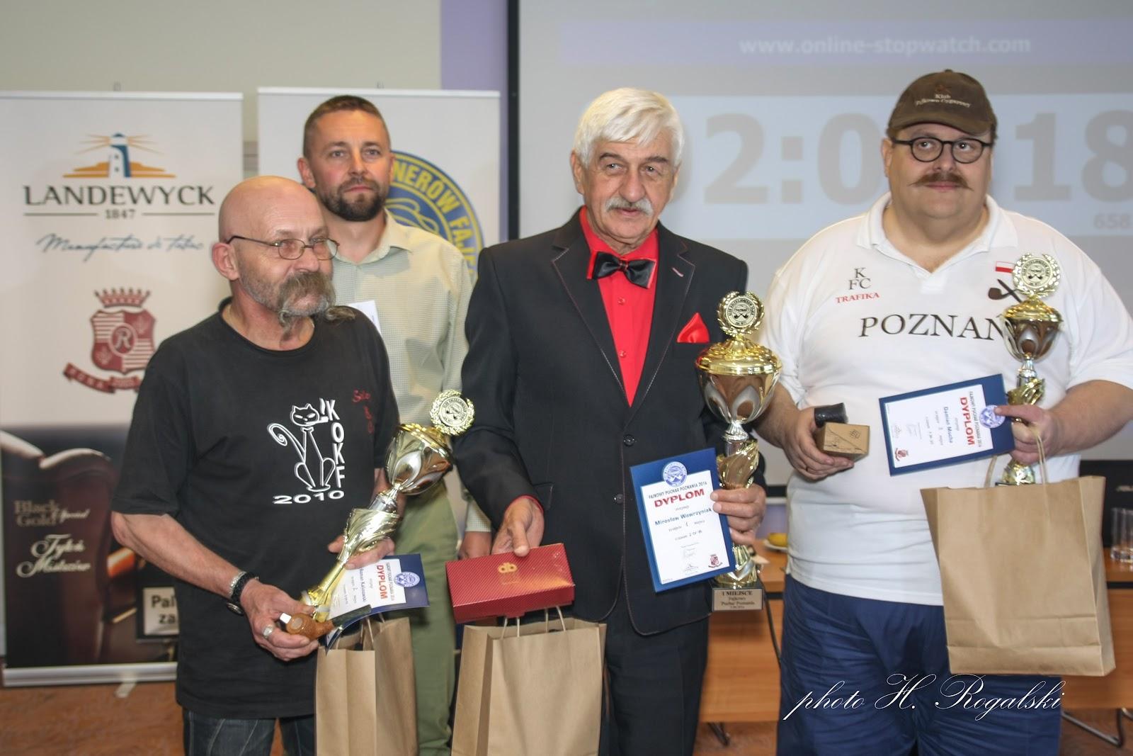 2016-09-03 Fajkowy Puchar Poznania i Wieczór Cygar
