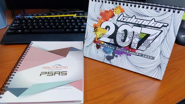 Planner & Calendar Pejabat