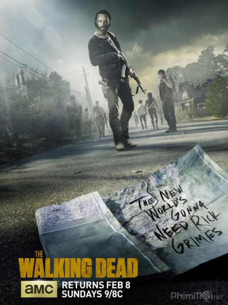 Xác sống 6 - The Walking Dead (Season 6)