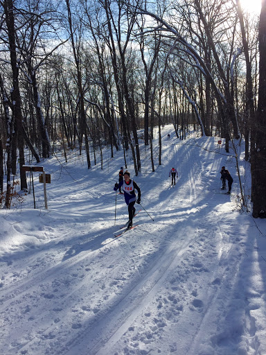 Girls classic pursuit on Sap Run