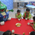 Dinosaur Tea Party Activity Jr.KG (10-9-2016)