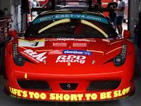 Ferrari utcai autó a D4 2000 kategóriából.JPG