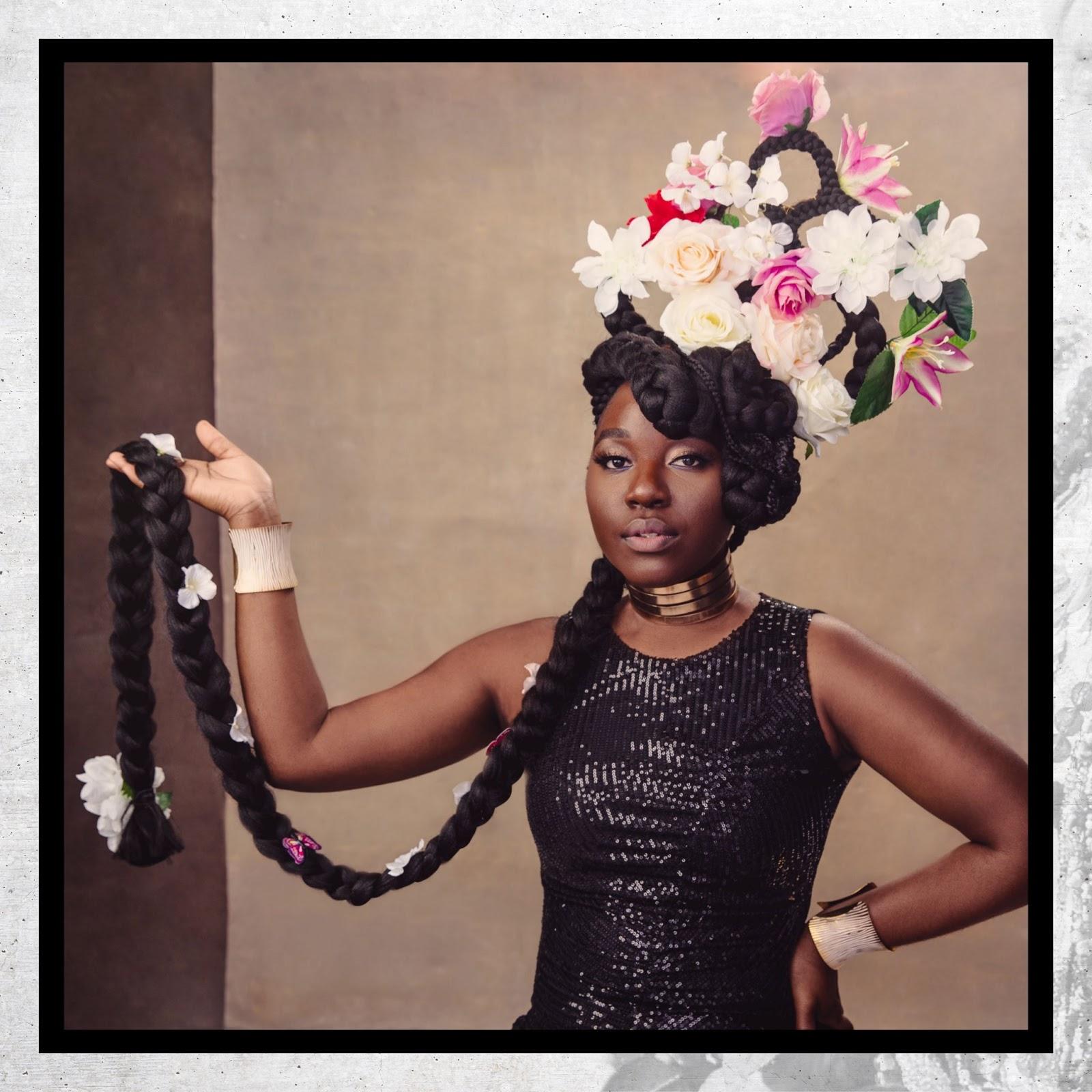 Joy Rukanza's vocals bloom in her new song Roses