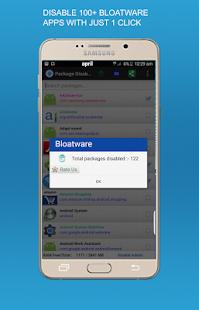 Package Disabler Pro + Screenshot
