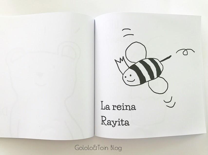 Ilustraciones para colorear