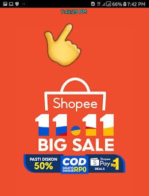 Cara Mendapatkan Flash Sale Shopee dengan Cepat tanpa perlu Menggunakan Bot (Curang)