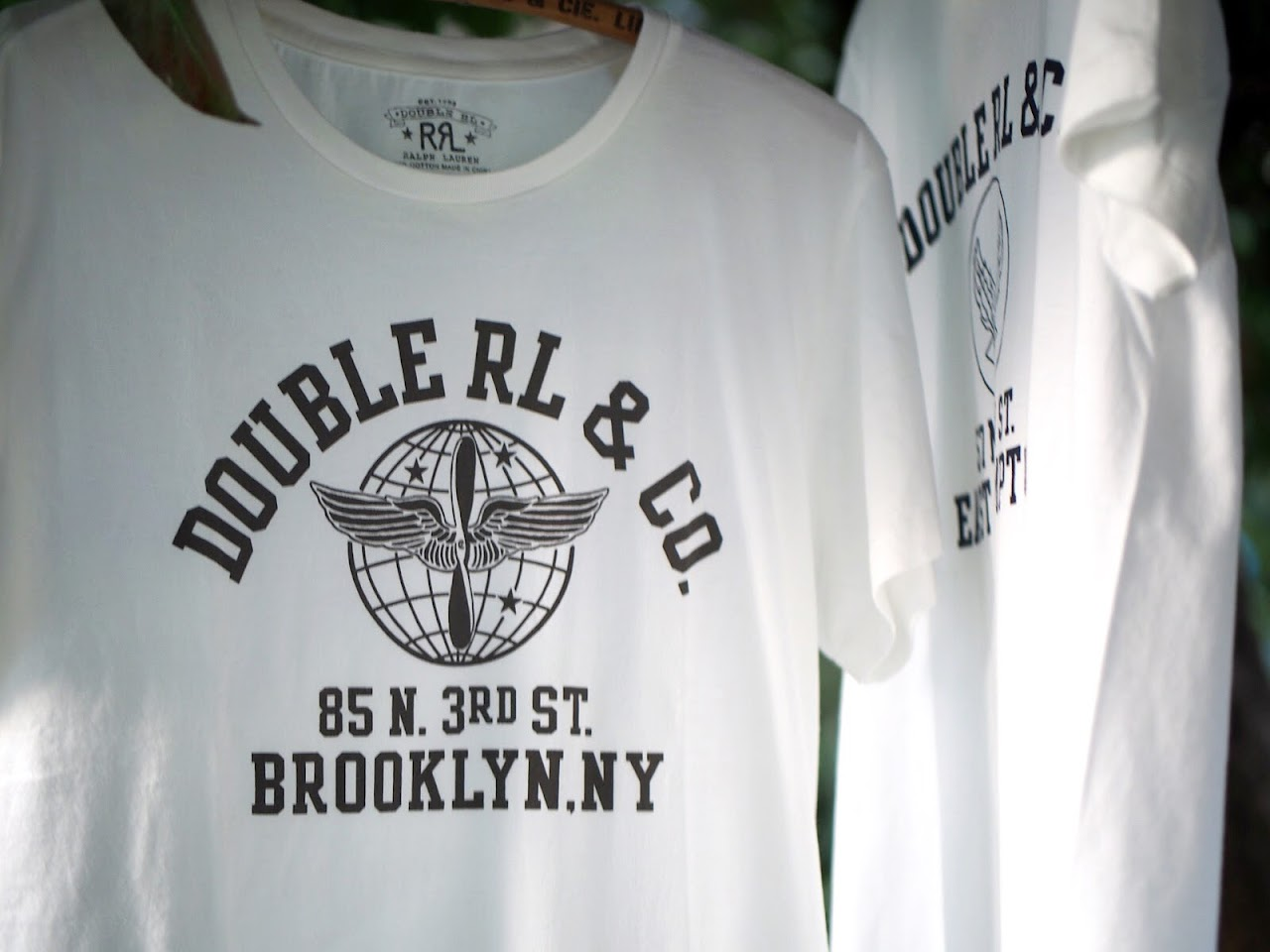 RRL / Limited-Edition Brooklyn Cotton Tee
