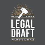 Logo for Legal Draft Beer Co.