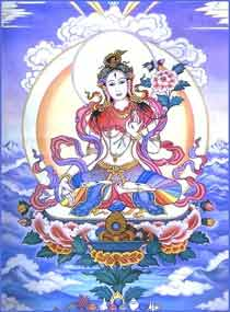 Jnanachandra Princess Moon, Gods And Goddesses 7