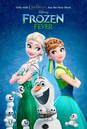 Frozen Fever - Nữ Hoàng Băng Giá Ngoại Truyện